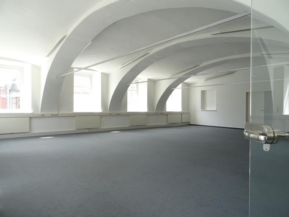 Adamhof, Gewölberaum