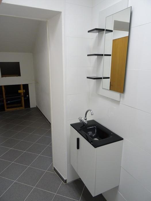 Adamhof, WR und Küche